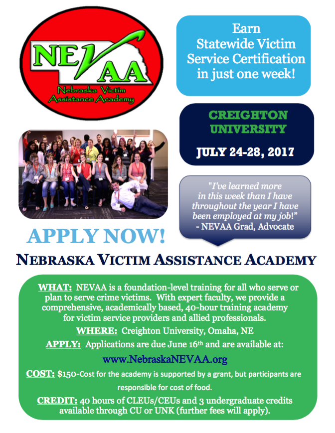 NEVAA July Academy