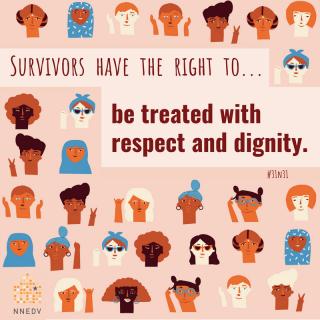 DVAM_survivors rights_25_respect&dignity